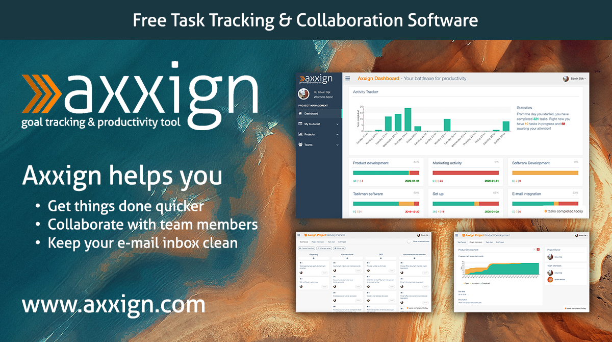 Free Task Tracking Software